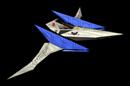Brawl Sticker Arwing (Star Fox 64).png