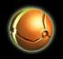 Brawl Sticker Morph Ball (Metroid Pinball).png