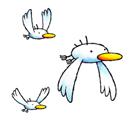 Brawl Sticker Goonie (Yoshi's Island DS).png