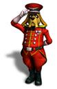 Brawl Sticker General Pepper (Star Fox Assault).png