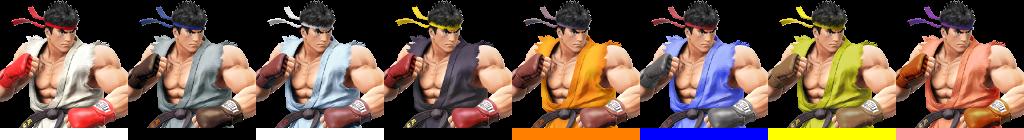 Ryu Palette (SSB4).png