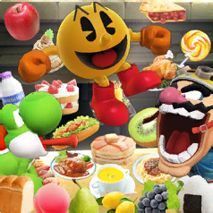 Food Fight event icon.