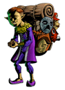 Brawl Sticker Happy Mask Salesman (Zelda MM).png