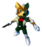 Brawl Sticker Fox (Star Fox 64).png