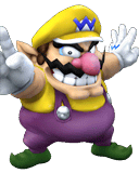 I have my doubts about File:Wario Classic SSBB.jpeg being authentic, so here is the only official version that I can find.