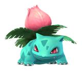 Brawl Sticker Ivysaur (Pokemon series).png