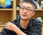 Ken Sugimori, a developer of the Pokémon series.