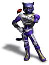 Brawl Sticker Panther (Star Fox Assault).png
