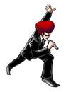 Brawl Sticker Derek (Elite Beat Agents).png