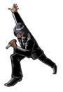 Brawl Sticker Morris (Elite Beat Agents).png