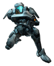 Brawl Sticker Federation Trooper (Metroid Prime 2 Echoes).png