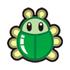 Brawl Sticker Midori Mushi (Slide Adventure MAGKID).png