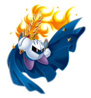 Brawl Sticker Meta Knight (Kirby Squeak Squad).png
