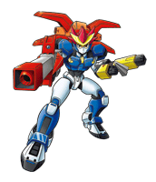 Brawl Sticker Ray MKIII (Custom Robo Arena).png