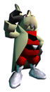 Brawl Sticker Peppy (Star Fox 64).png