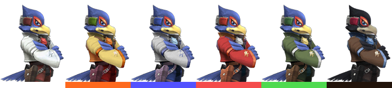 Falco Palette (SSBB).png