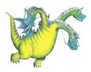 Brawl Sticker Gleeok (The Legend of Zelda).png