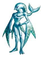 Brawl Sticker Zora (Zelda Ocarina of Time).png