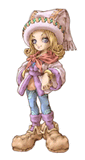 Brawl Sticker Girl (Magical Vacation).png