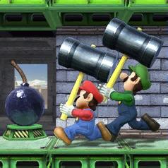 Wrecking Bros. event icon.
