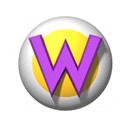 Brawl Sticker Wario World Symbol (Wario World).png