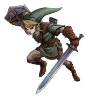 Brawl Sticker Link (Zelda Twilight Princess).png