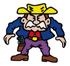 Brawl Sticker Wild Gunman.png