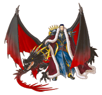 Brawl Sticker Ashnard (Fire Emblem Path of Radiance).png