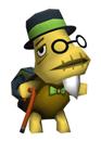 Brawl Sticker Tortimer (Animal Crossing WW).png