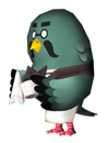 Brawl Sticker Brewster (Animal Crossing WW).png