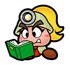 Brawl Sticker Goombella (Paper Mario TTYD).png