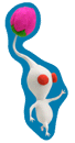 Brawl Sticker White Pikmin (Pikmin 2).png