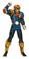 Brawl Sticker Capt. Falcon (F-Zero).png