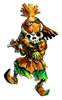 Brawl Sticker Skull Kid (Zelda Ocarina of Time).png