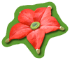 Brawl Sticker Crimson Candypop Bud (Pikmin 2).png