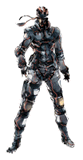 Brawl Sticker Solid Snake (MGS The Twin Snakes).png