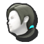 Wii Fit Trainer's stock icon in Super Smash Bros. for Wii U.