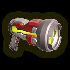 Official artwork of a Ray Gun from the SSBU website.