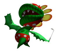 Brawl Sticker Petey Piranha (Mario Golf TT).png