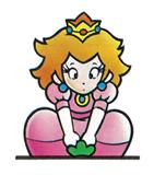 Brawl Sticker Peach (Super Mario Bros. 2).png