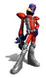 Brawl Sticker Falco (Star Fox Assault).png