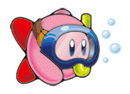 Brawl Sticker Kirby (Kirby & The Amazing Mirror).png