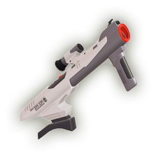 Official artwork of a Super Scope from the SSBU website.