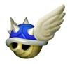 Brawl Sticker Spiny Shell (Mario Kart DD!!).png