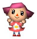 Brawl Sticker Girl (Animal Crossing WW).png