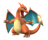 Brawl Sticker Charizard (Pokemon series).png