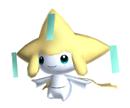 Brawl Sticker Jirachi (Pokemon series).png