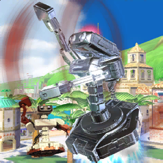 Robotic Rampage event icon.