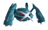 Brawl Sticker Metagross (Pokemon series).png