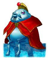 Brawl Sticker King Zora (Zelda Ocarina of Time).png